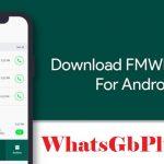 FMWhatsApp v15.01 APK - Download Latest Version 2021(April)