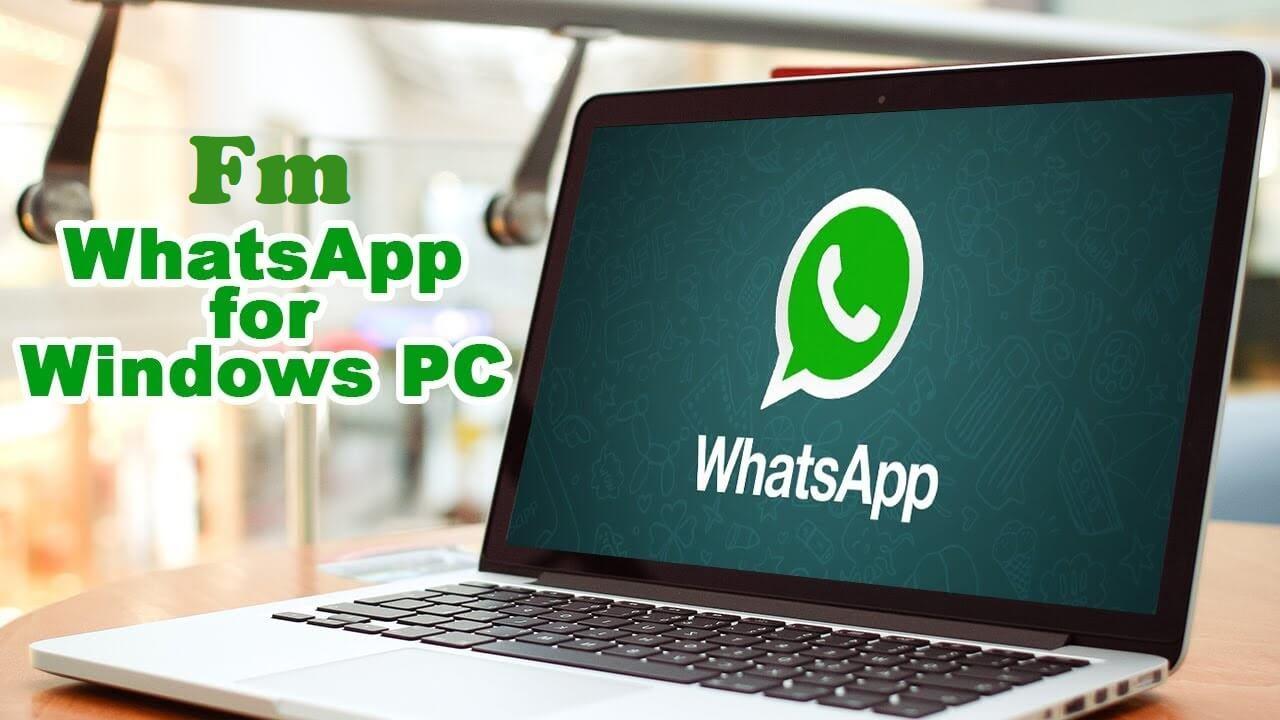 FM WhatsApp for PC