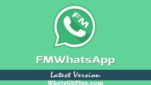 Fm Whatsapp for Iphone