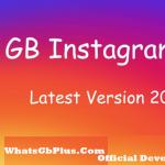 GB Instagram Apk Download Pro and updated Version - Antiban 2021