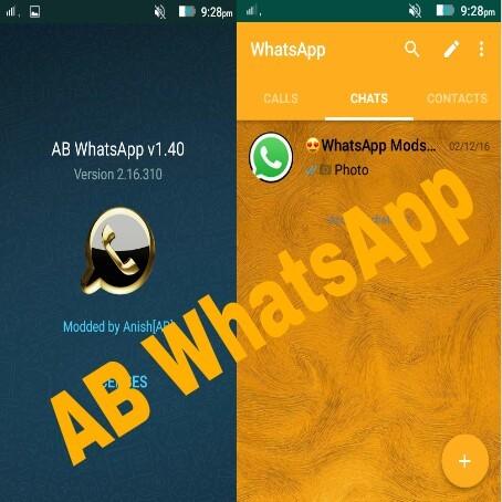 AB Whatsapp apk