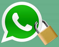 hide and lock whatsapp chat icon
